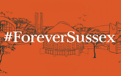 Graphic that says Forever Sussex